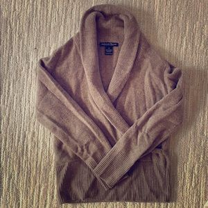 Sweaters - Cowl neck cashmere sweater